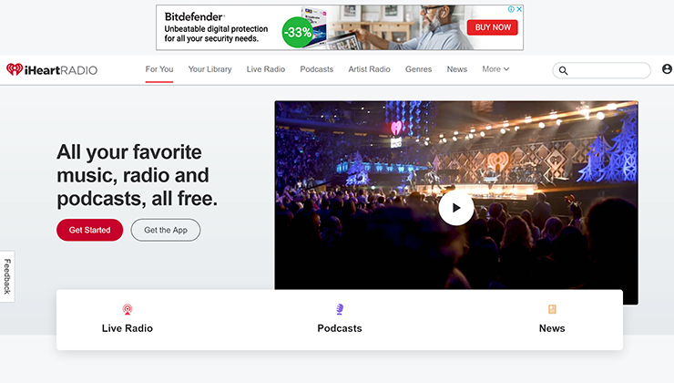 You can find 2NUR FM on the iHeartRadio platform.